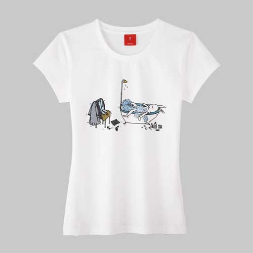 tts060 Womens T-Shirt - promotion + gift products
